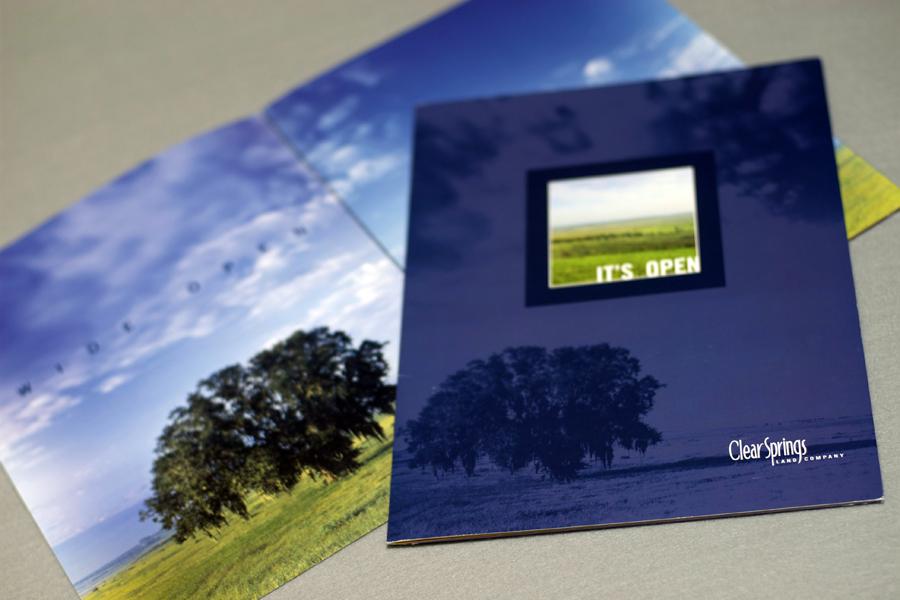 clear springs brochure